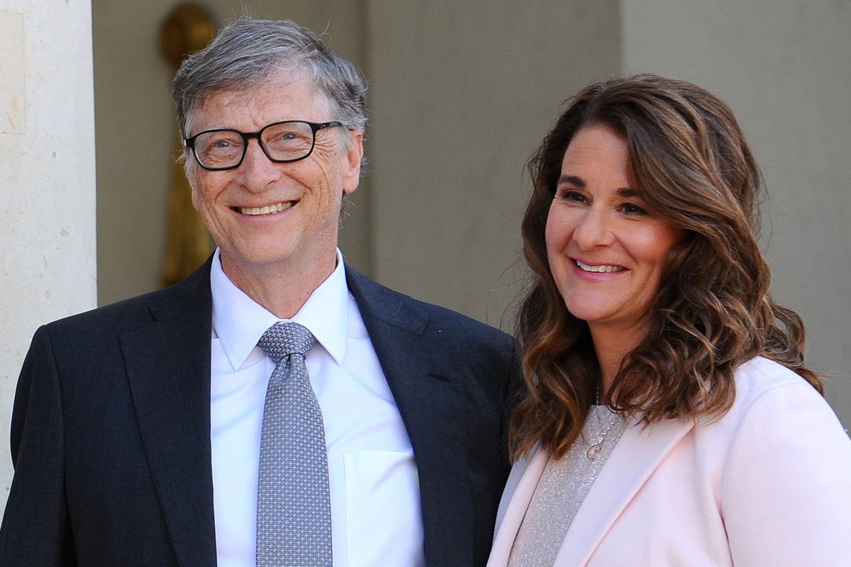 Bill et Melinda Gates @ New York Latest News