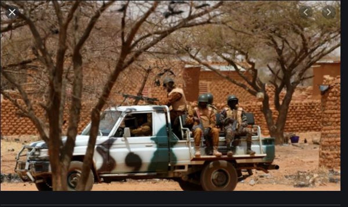 Burkina Faso - Attaque