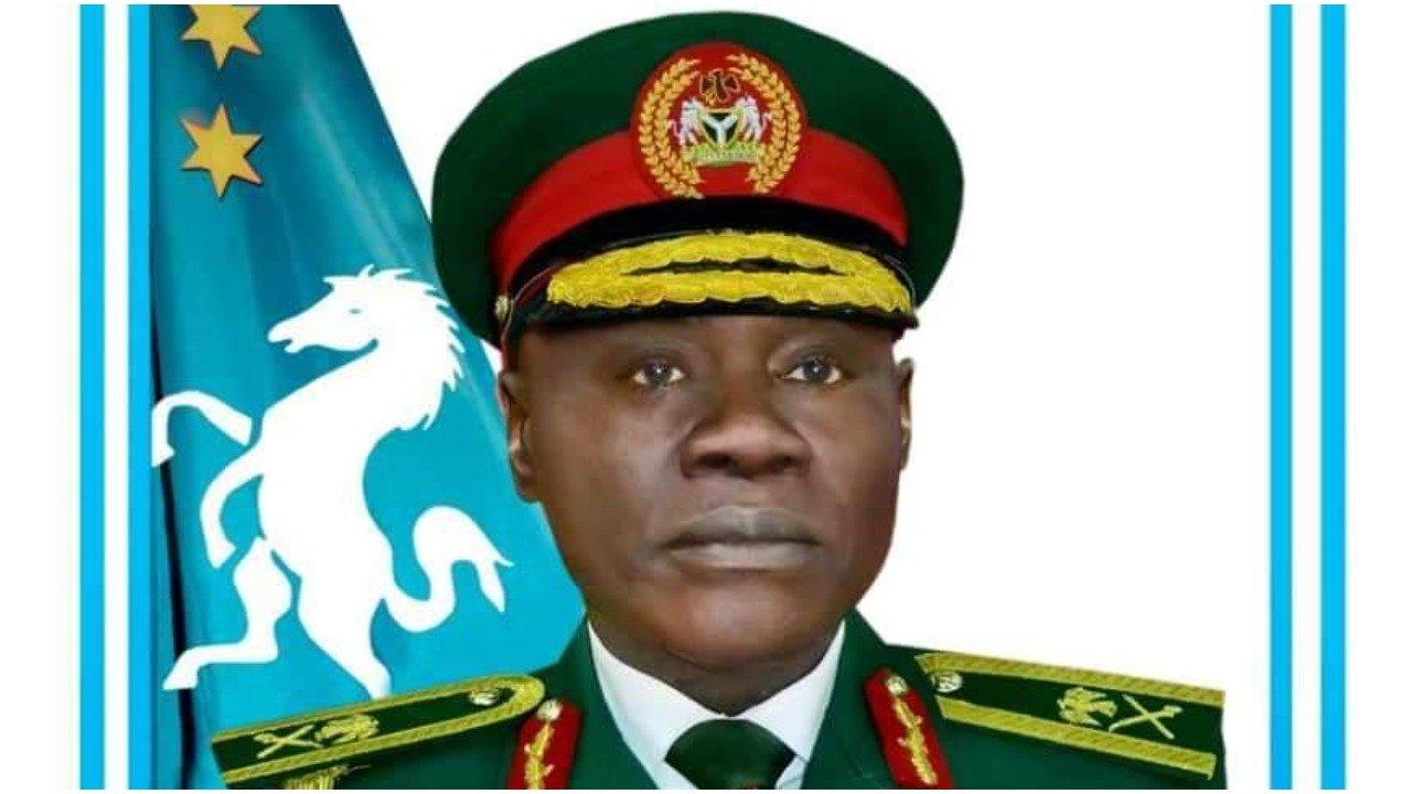 Farouk Yahaya,nouveau chef d'état-major de l'armée nigériane
