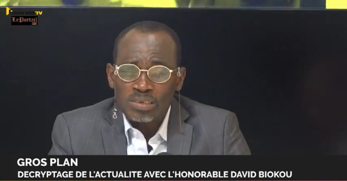 David Bikou, député à l'Assemblée nationale, sur Gros Plan