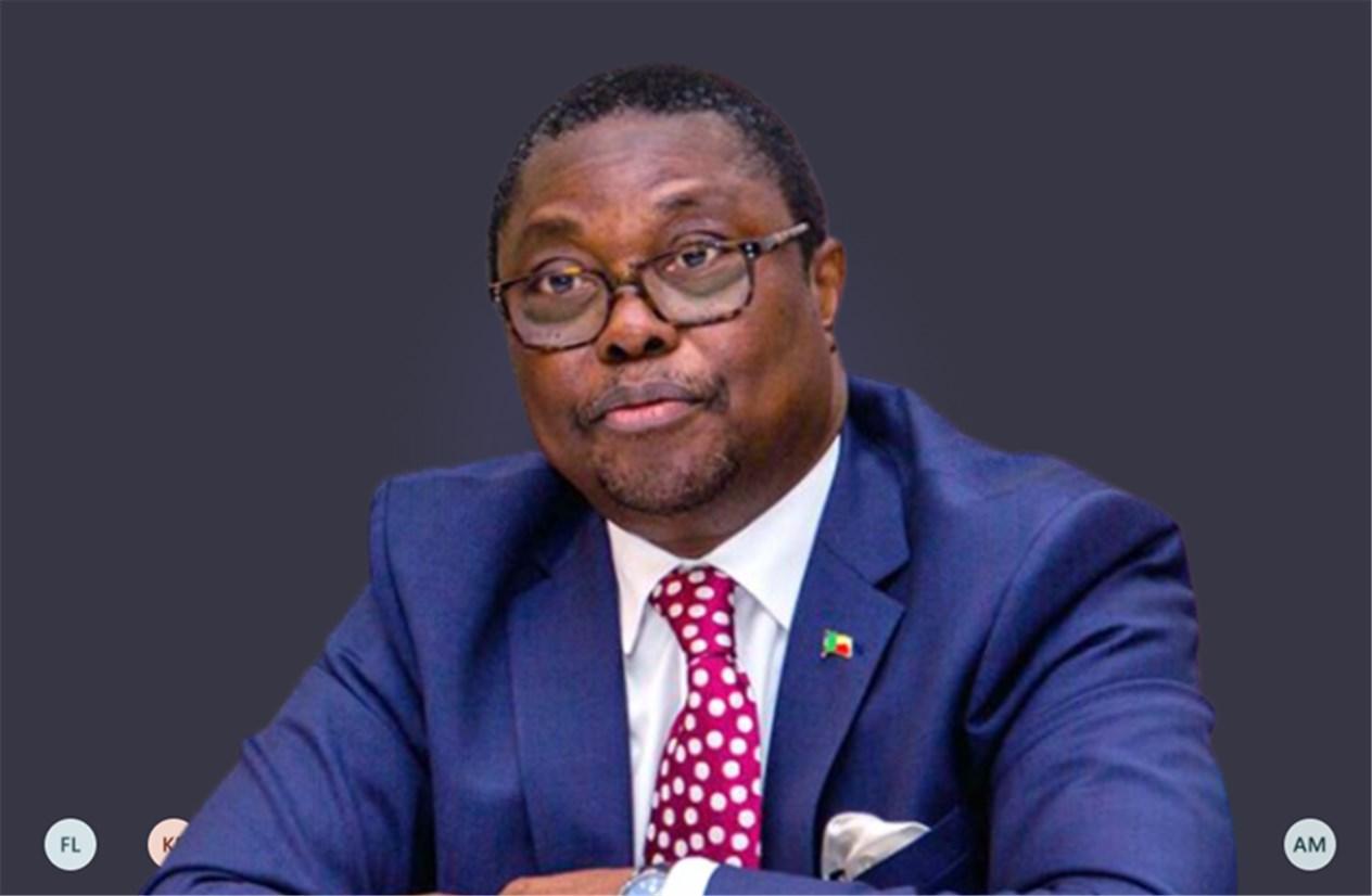 Eusèbe Agbangla - Ambassadeur