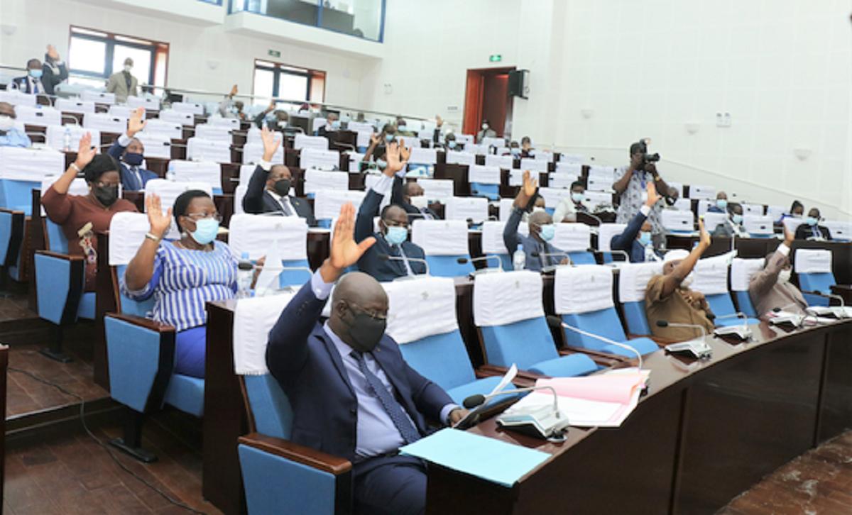 L'Assemblée Nationale du Togo