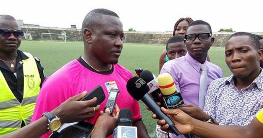 L'ancien entraineur du Bénin, Oumar Tchomogo