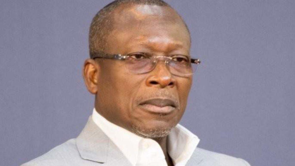Patrice Talon, président de la République du Bénin
