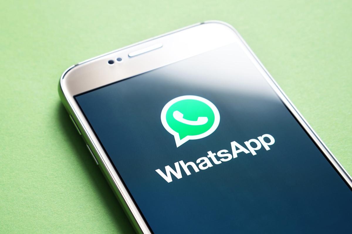 WhatsApp, messagerie instantanée appartenant à Facebook