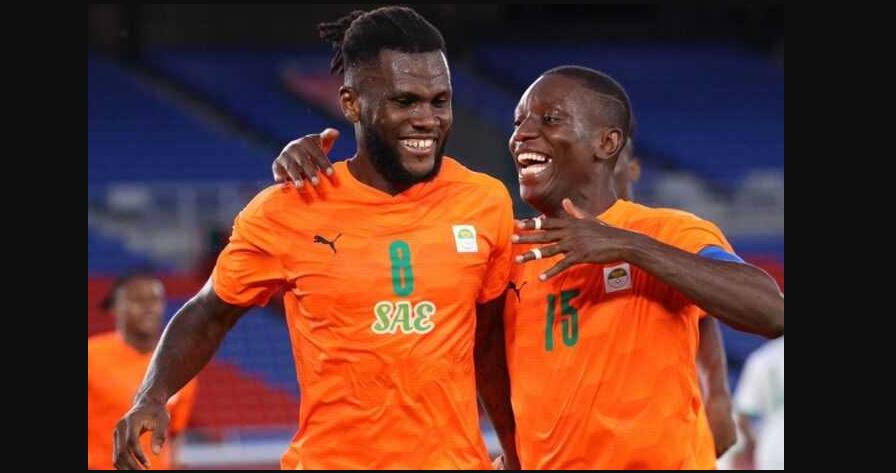 JO : Gradel et Kessié font gagner la Côte d'Ivoire !