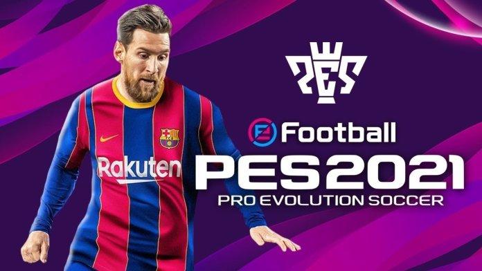 PES 2021 - Pro Evolution Soccer