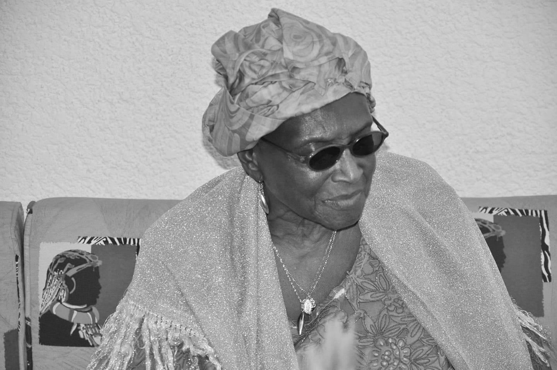 Rosine Soglo, ancienne députée et première dame