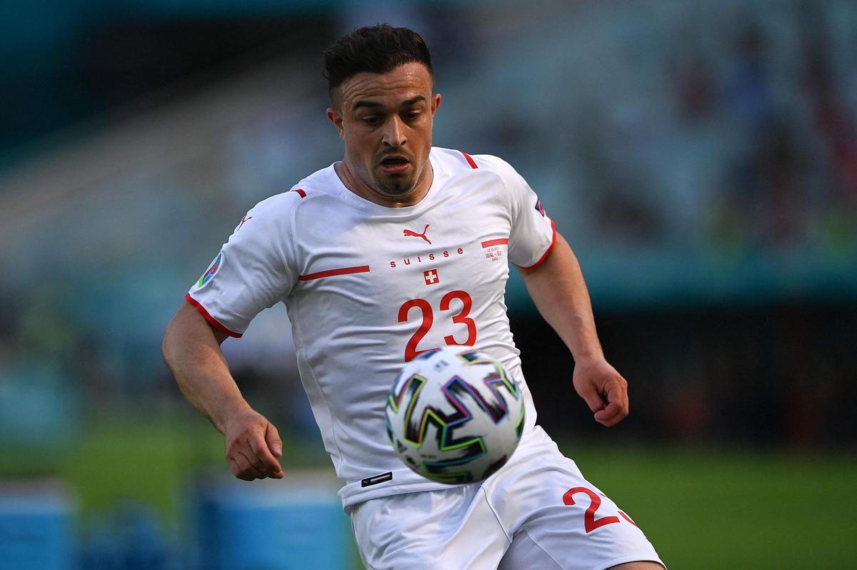 Xherdan Shaqiri croit en l'exploit contre l'Espagne