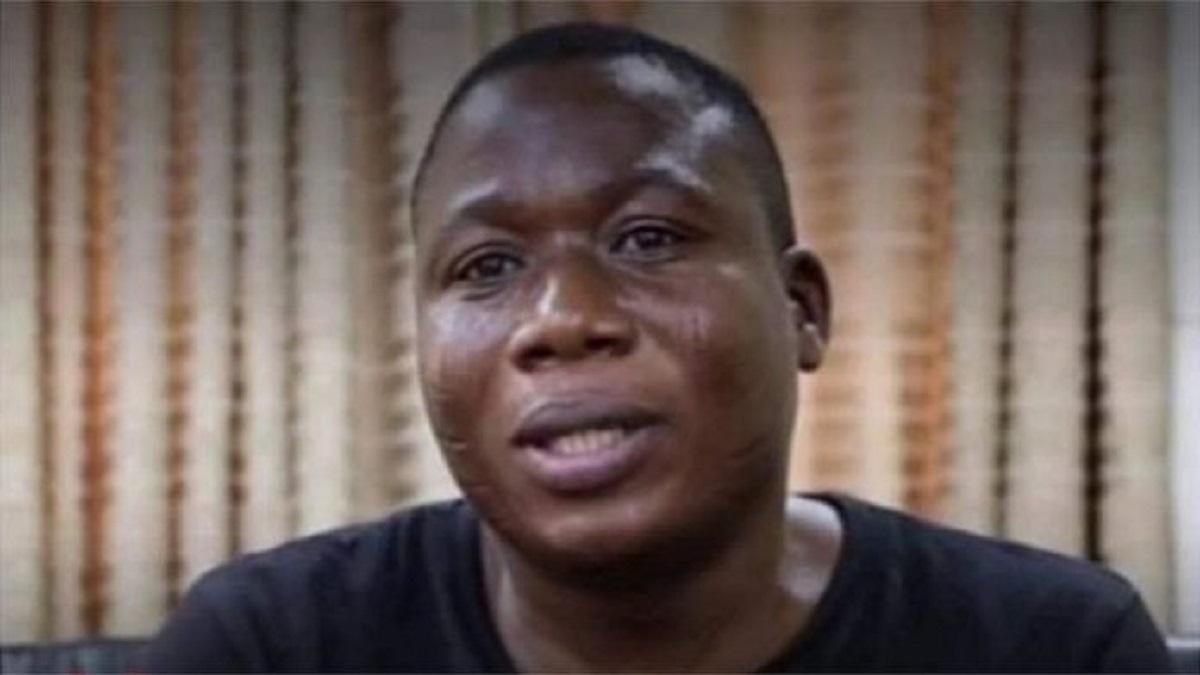 L'activiste nigérian Sunday-Igboho