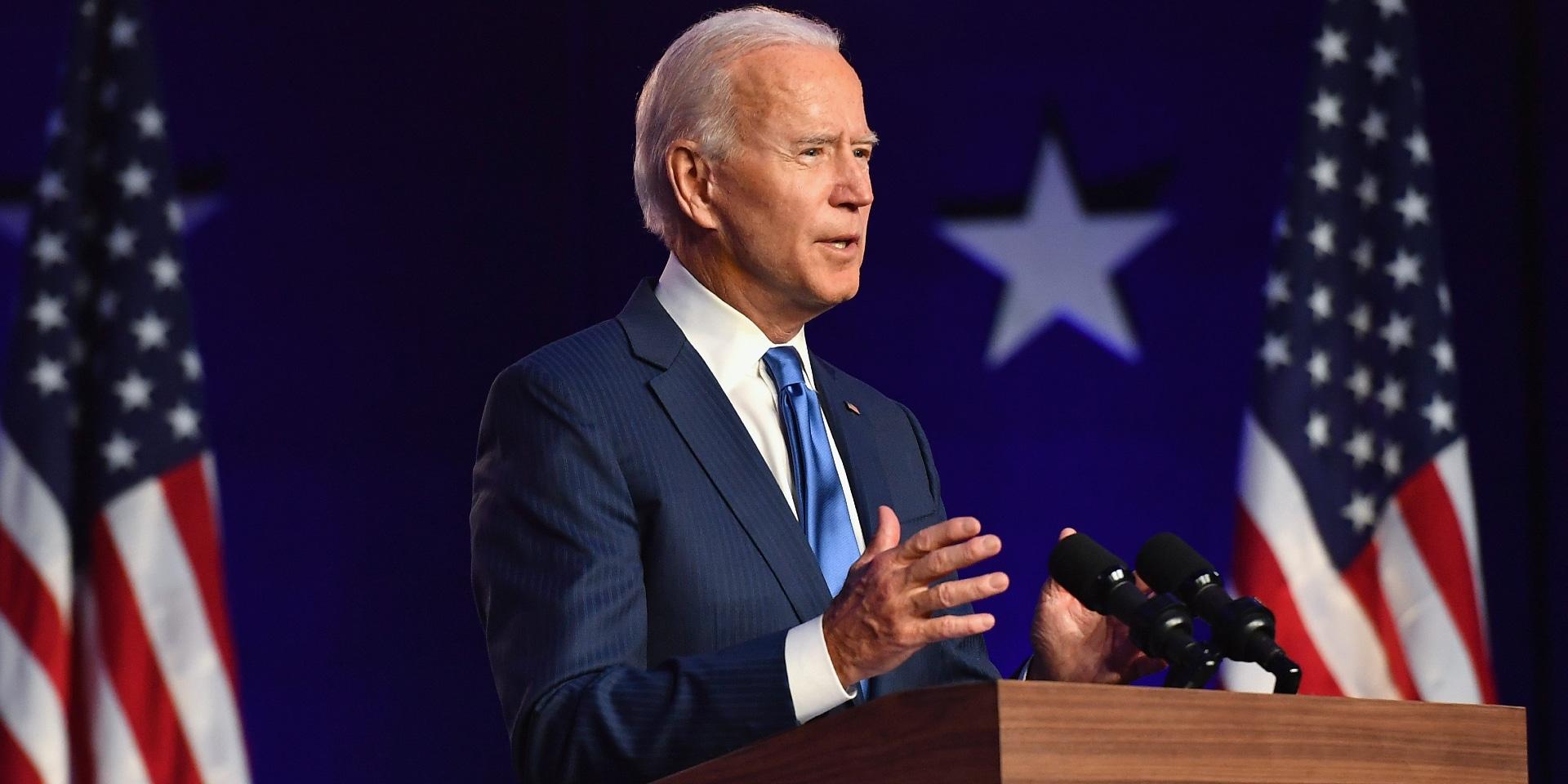 Joe Biden, 46ème président des Etats-Unis. © Angela Weiss / AFP