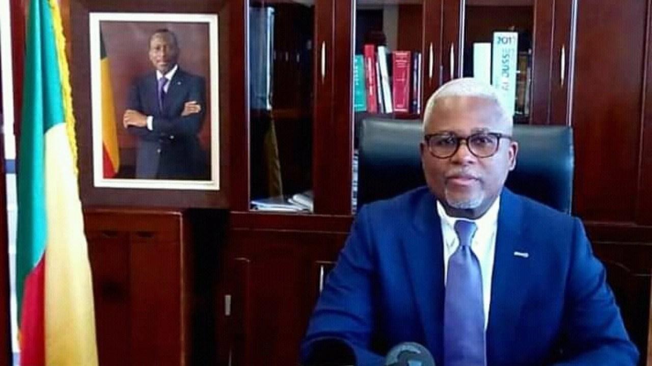 Severin Quenum - Ministre de la justice