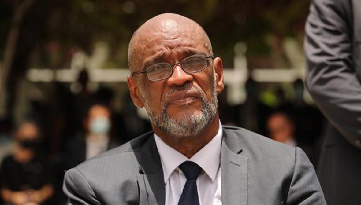 Ariel Henry, le PM haïtien
