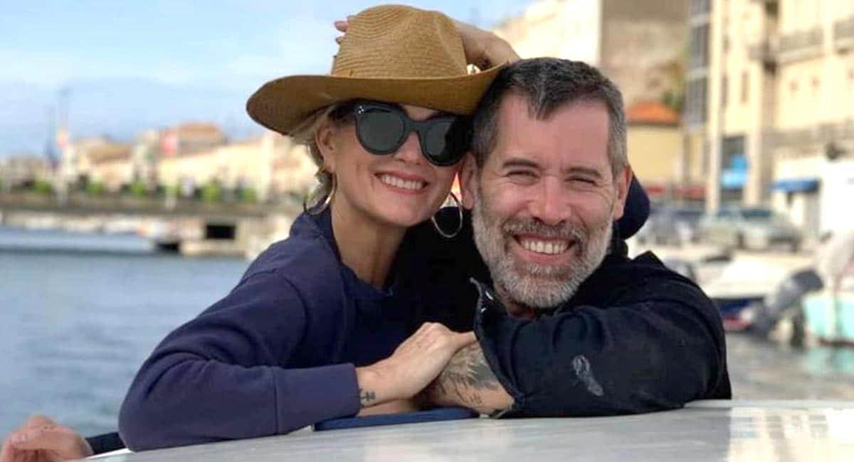 Johnny Hallyday sa veuve Laeticia ne compte pas se remarier avec Jalil Lespert @ Culturefemme