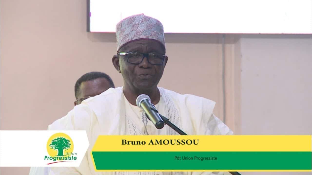 Bruno Amoussou