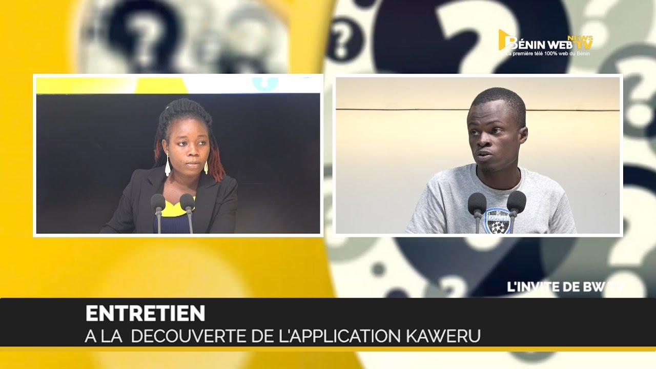 Bénin : découvrez l'application Kawéru, pour le transport de vos marchandises en toute sécurité