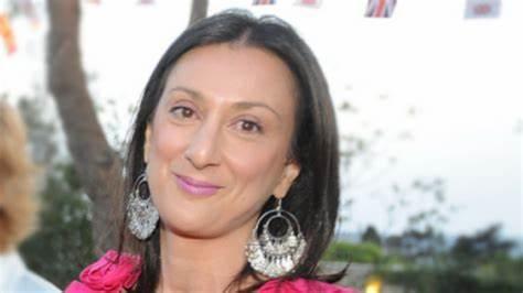 La journaliste maltaise, Daphne Caruana Galizia, assassinée le 16 octobre 2017