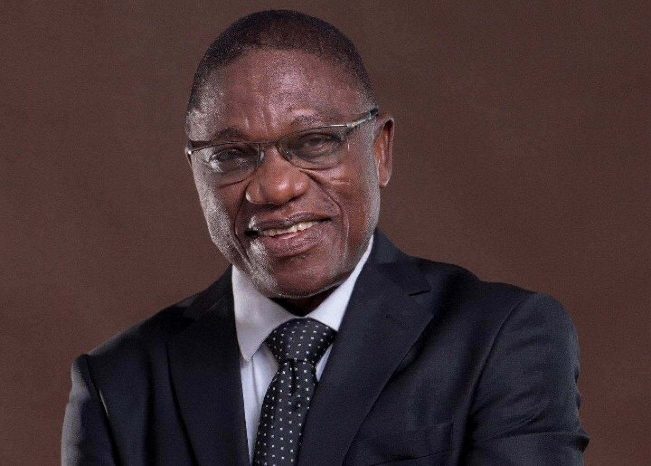 Corentin Kohoué - Homme politique